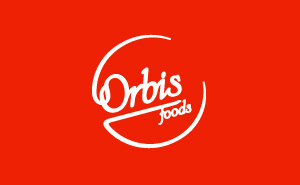 Logo design, website development and SEO optimization for Orbis Foods
