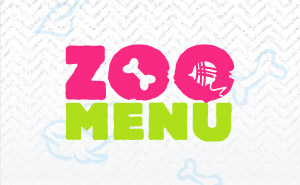 Online shop development and logo design for Zoo Menu